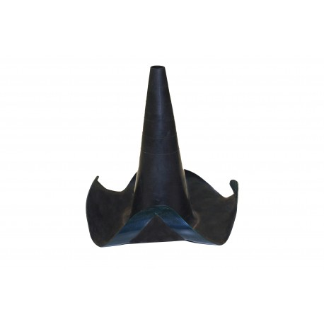 Hertalan EPDM Easy Weld Small Pipe Cover 10-80mm