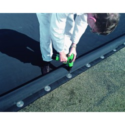Hertalan EPDM 1.5mm Mechanical Fix Membrane