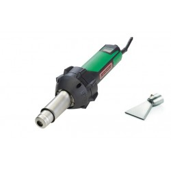 Leister Triac AT 120V 1600W with 60mm Flat Nozzel