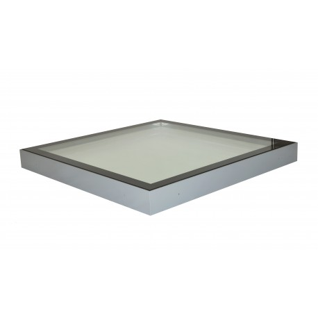 Em-Glaze Square Roof Light – Double Glazed 1000mm (1040mm overall)