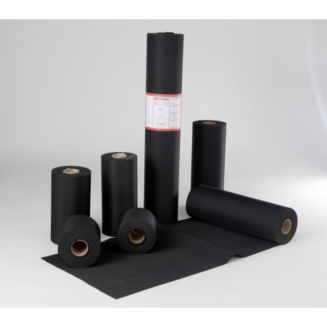Hertalan EPDM Rubber Roofing Membrane – 1.5mm – 700mm x 20 metres