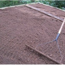 Intensive Green Roofing Substrate (25L Bag) – Covers 0.25 to 0.4 sq.m