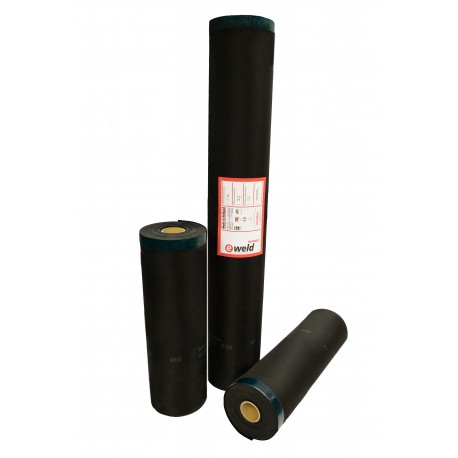 Hertalan EPDM Easy Weld Mechanical Fix Roofing System 20m x 700mm