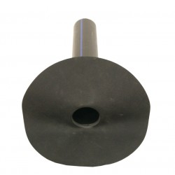 EPDM Single Ply Roofing System - 75mm Outlet